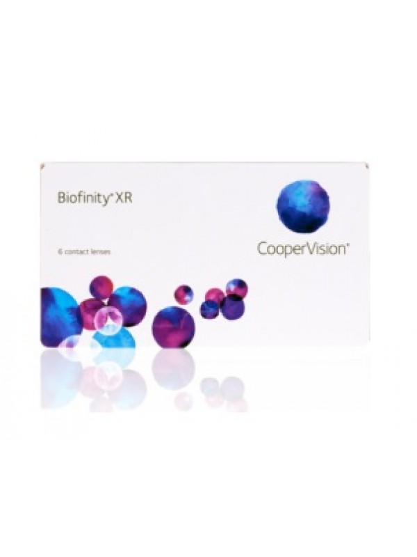 Biofinity XR - 3шт 765 грн