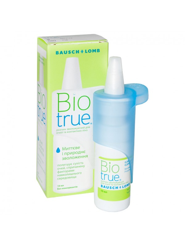 BIOTRUE DROPS 10ML