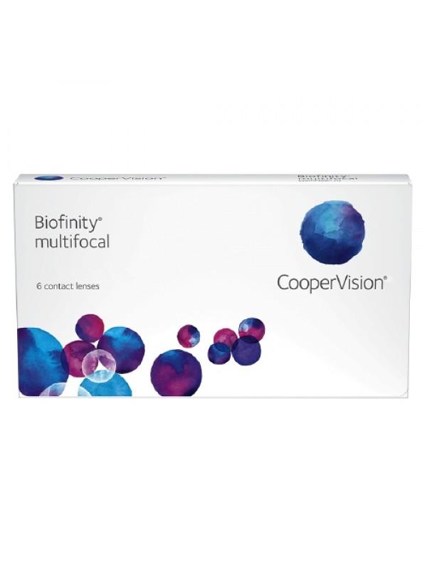 Biofinity multifocal -3 шт 936 грн