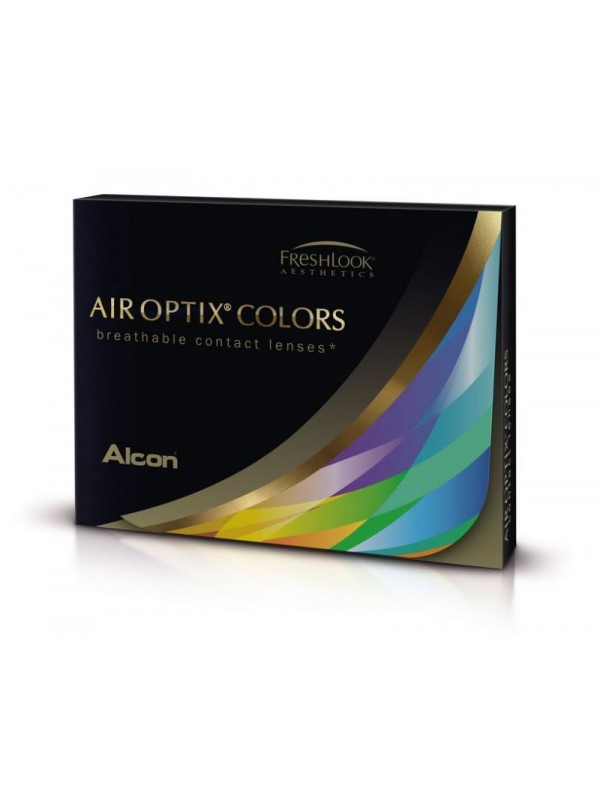 AirOptix Colors ( пара линз одной диоптрии)