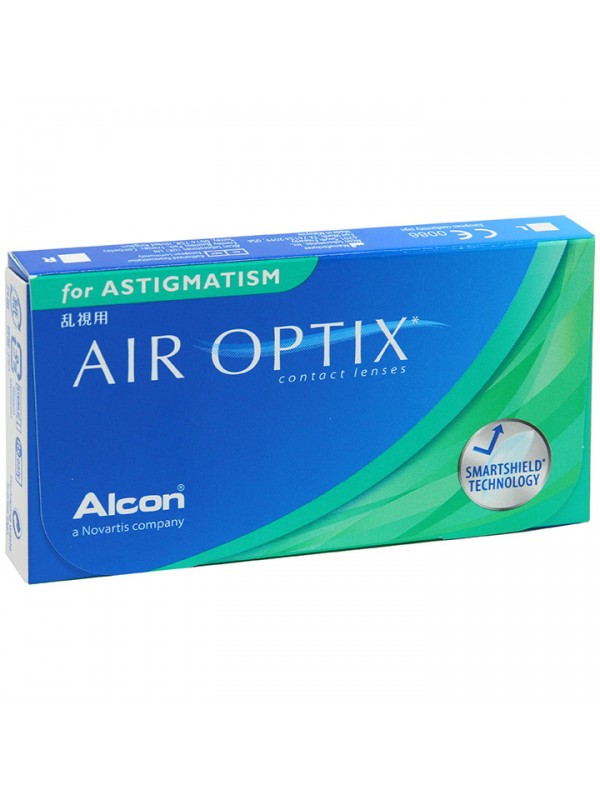 AirOptix for Astigmatism 3+1шт - 831грн