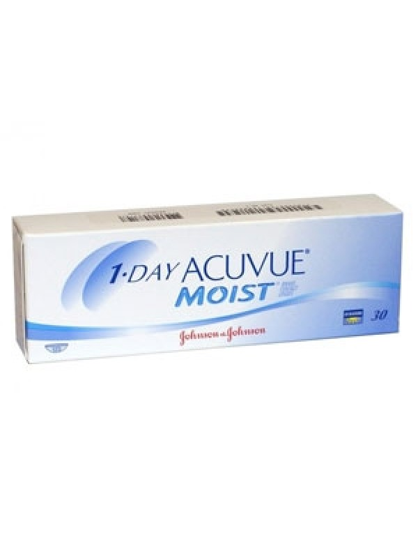 1-Day Acuvue Moist (30 шт.)