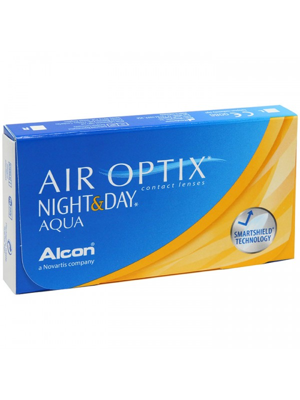 Air Optix Night&Day Aqua 3 шт 828 грн