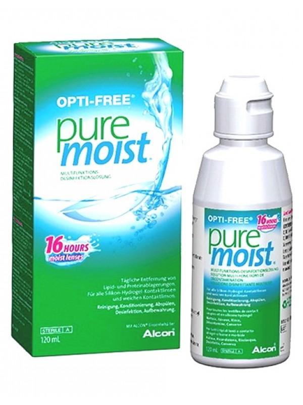 Alcon Opti Free PureMoist