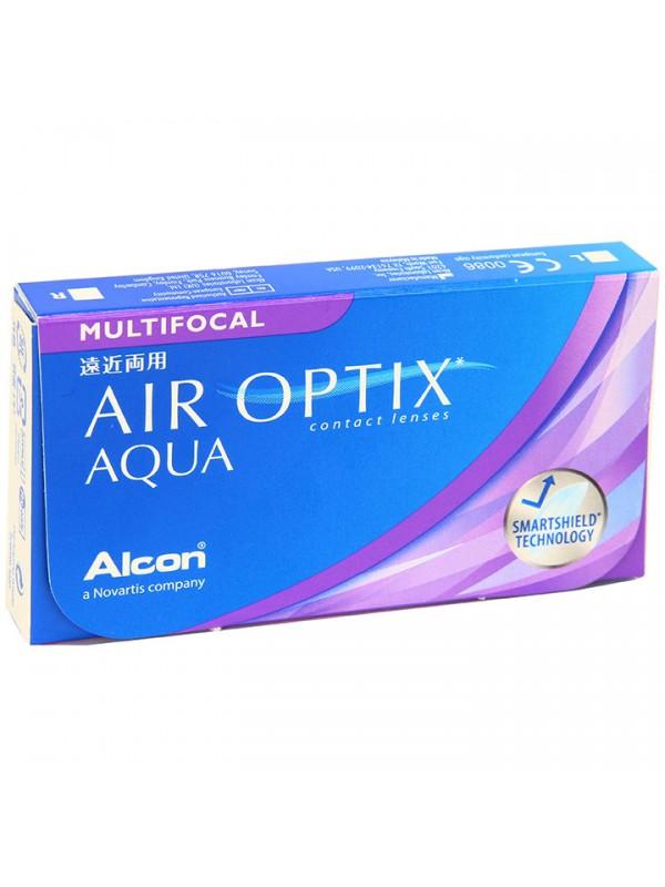 AirOptix Aqua Multifocal 3+1 шт - 936грн