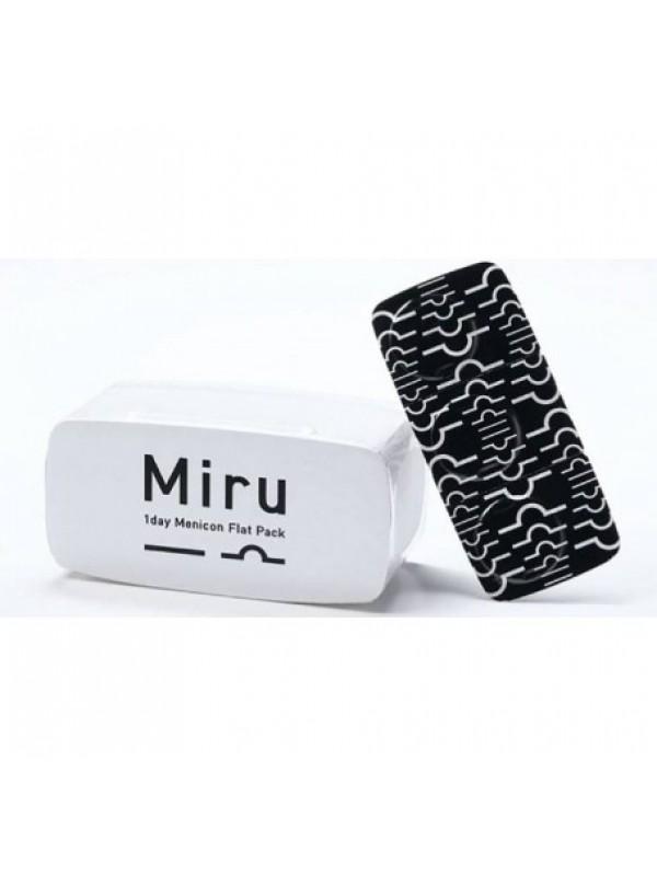 MIRU 1 day Flat Pack однодневные контактные линзы