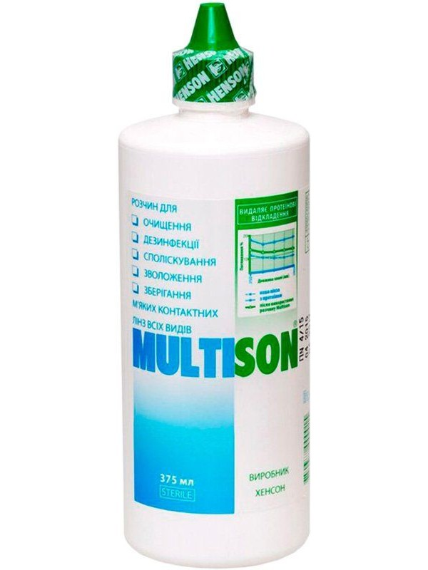 Multison 375 ml 2шт 3шт 4шт